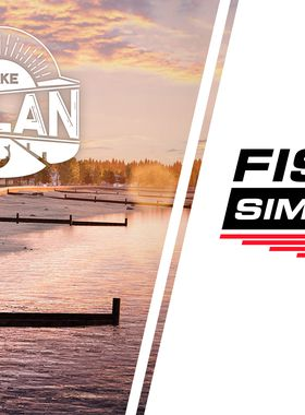 Fishing Sim World: Pro Tour - Lake Dylan Key Art