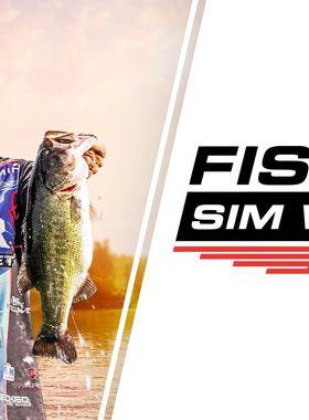 Fishing Sim World: Pro Tour Key Art
