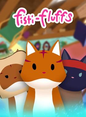 Fisti-Fluffs Key Art