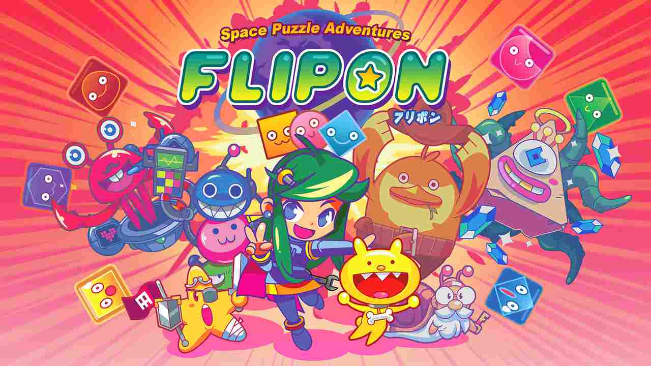 Flipon Key Art