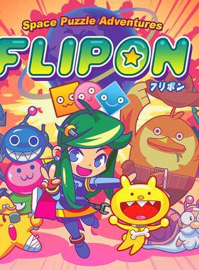 Flipon Key Art