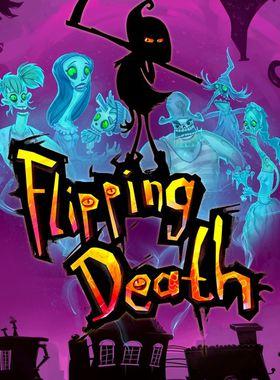 Flipping Death Key Art