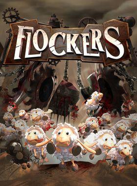 Flockers Key Art
