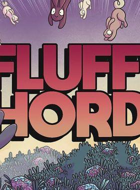 Fluffy Horde Key Art
