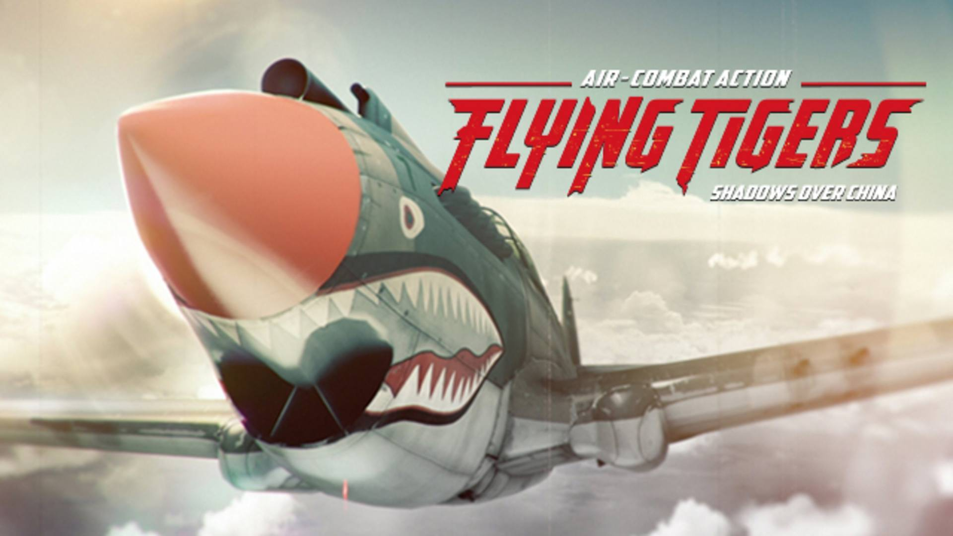Flying Tigers: Shadows Over China Video