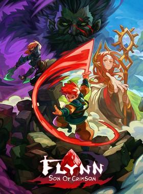 Flynn: Son of Crimson Key Art