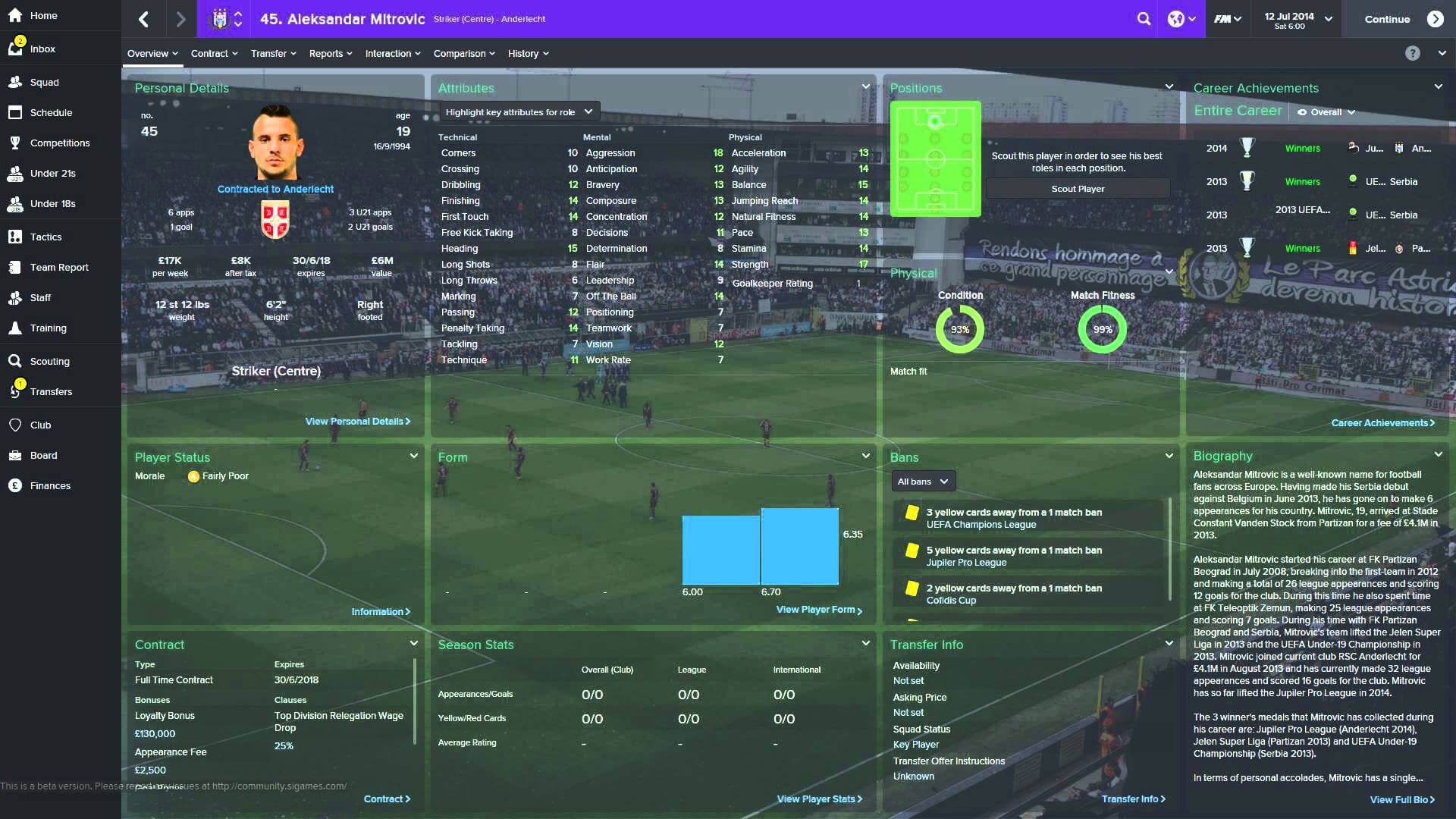 Football Manager 2015 Video