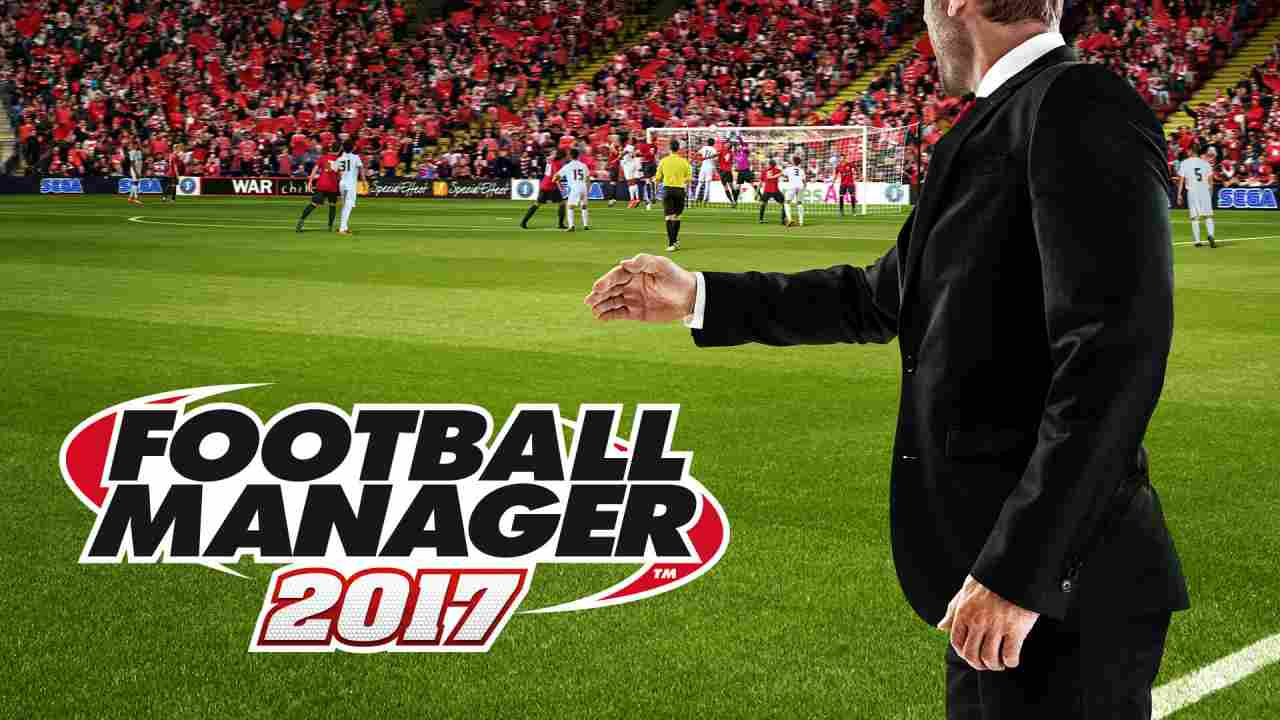 Football Manager 2017 Thumbnail