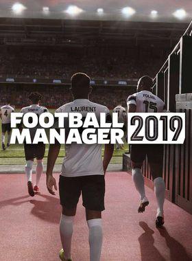 Football Manager 2019 Key Art