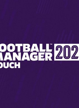 Football Manager 2020 Touch Key Art