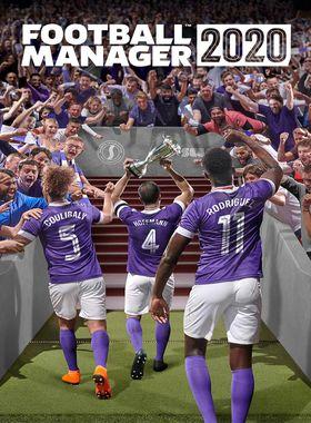 Football Manager 2020 Key Art