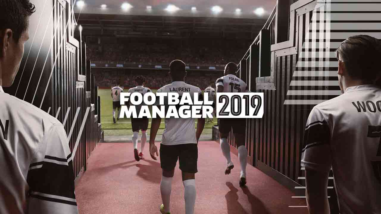 Football Manager 2019 Background Image