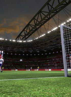 Football Nation VR Tournament 2018 Key Art