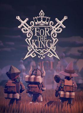 For the King Key Art
