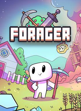 Forager Key Art