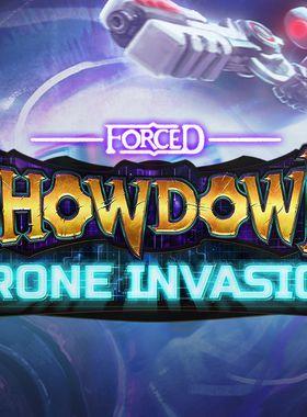 Forced Showdown - Drone Invasion Key Art