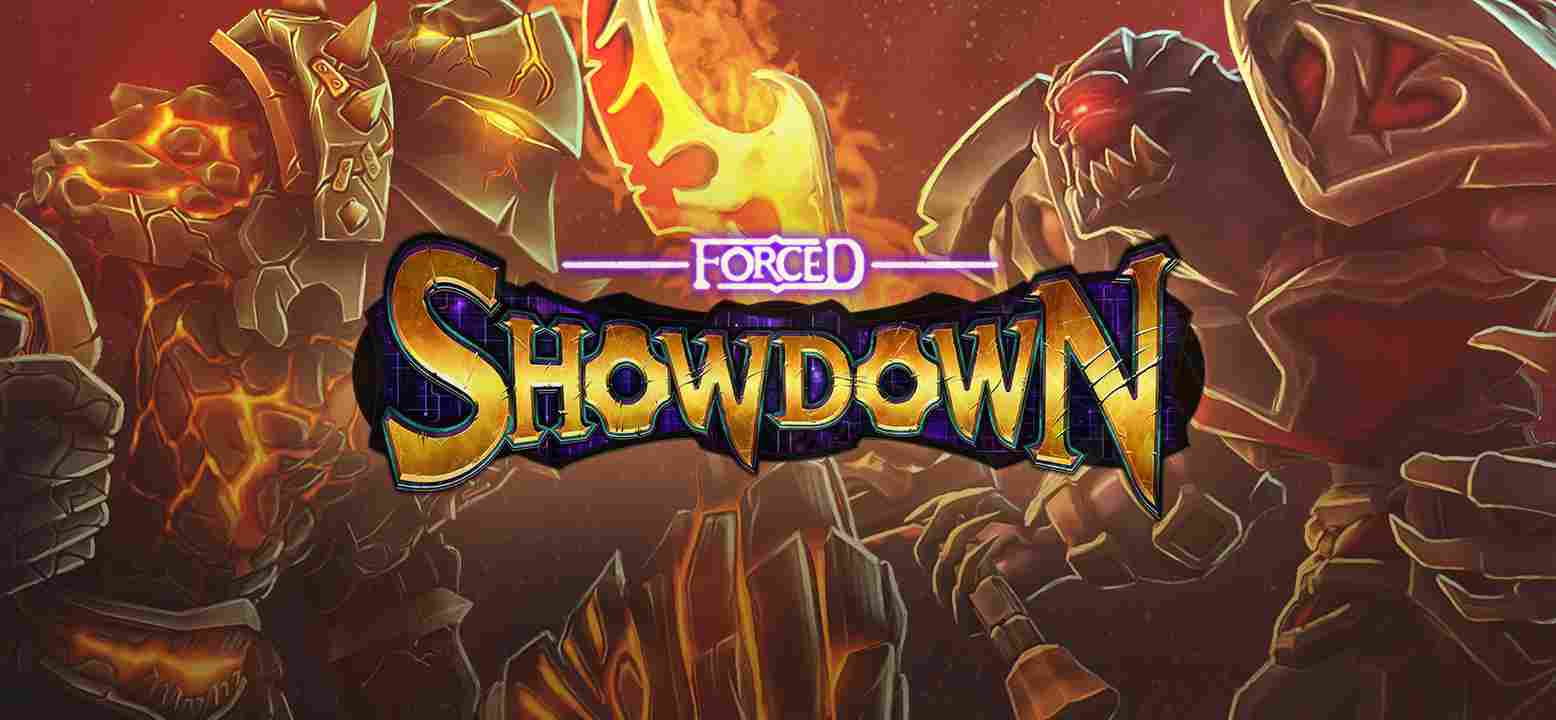 Forced Showdown Background Image
