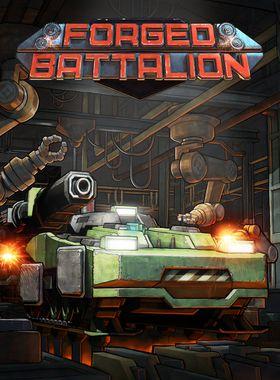 Forged Battalion Key Art
