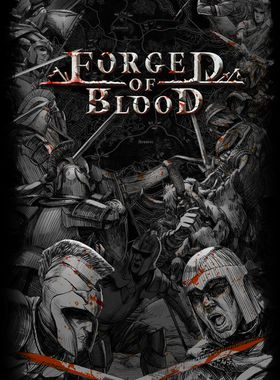 Forged of Blood Key Art