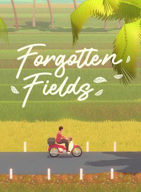 Forgotten Fields Key Art
