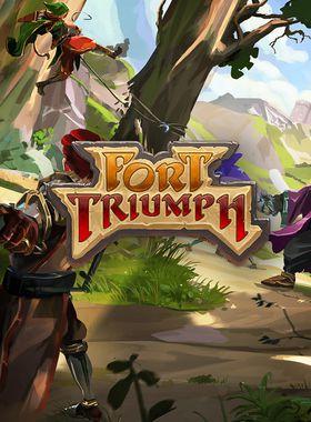 Fort Triumph Key Art
