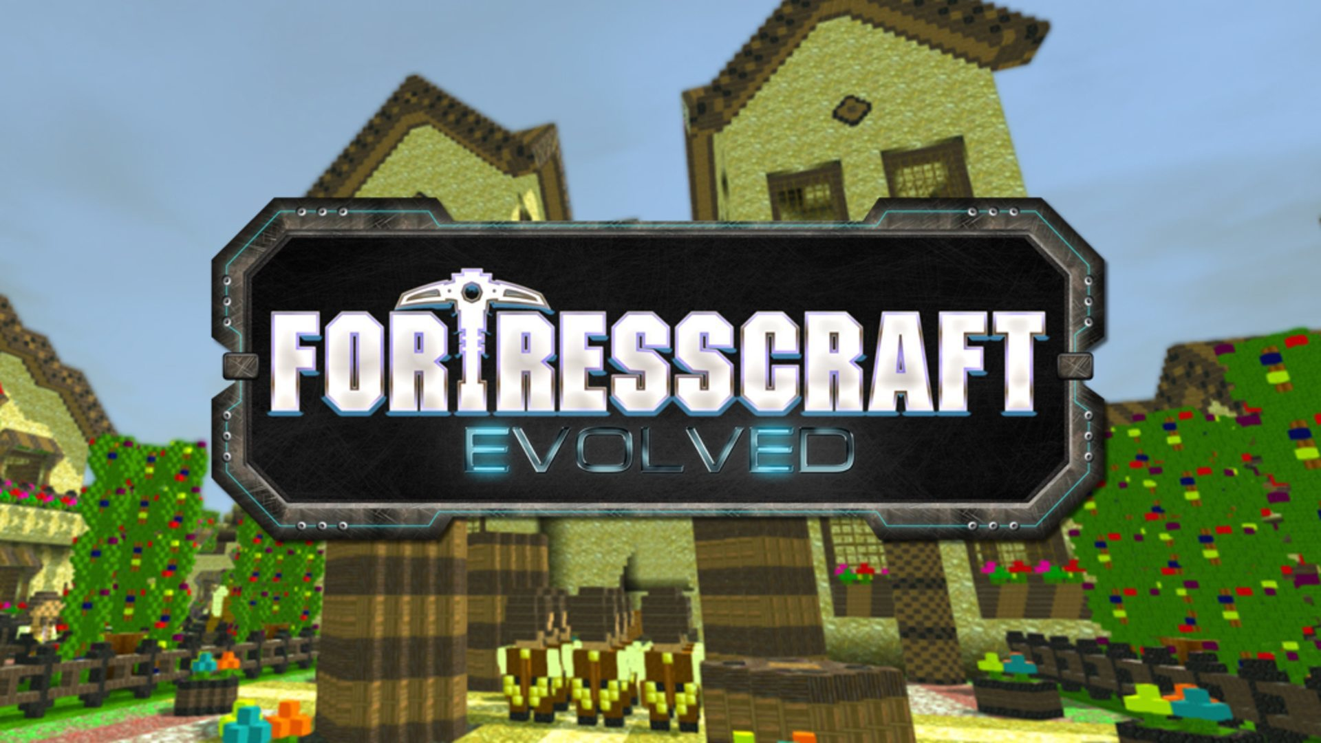 FortressCraft Evolved Video