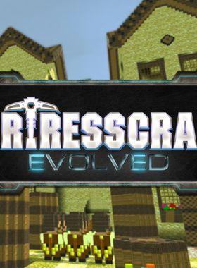 FortressCraft Evolved Key Art