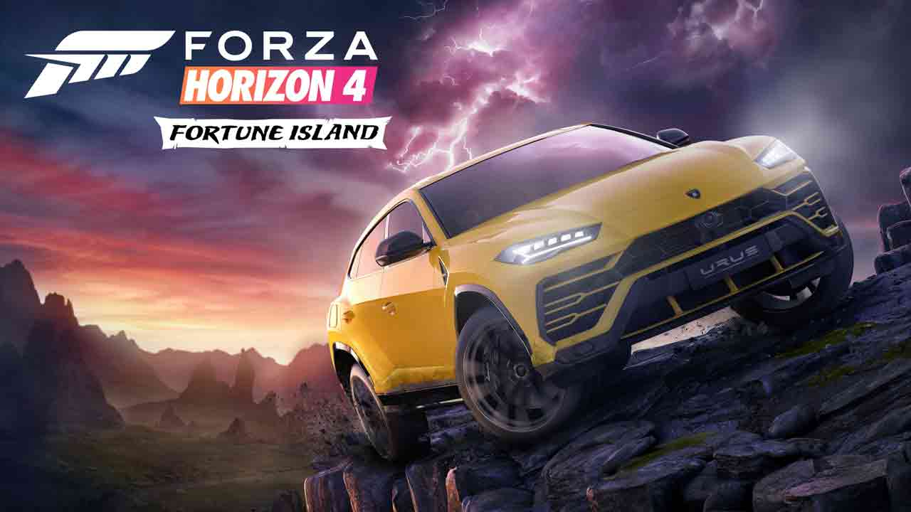 Forza Horizon 4: Fortune Island Thumbnail