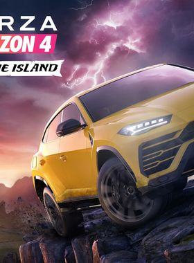 Forza Horizon 4: Fortune Island Key Art