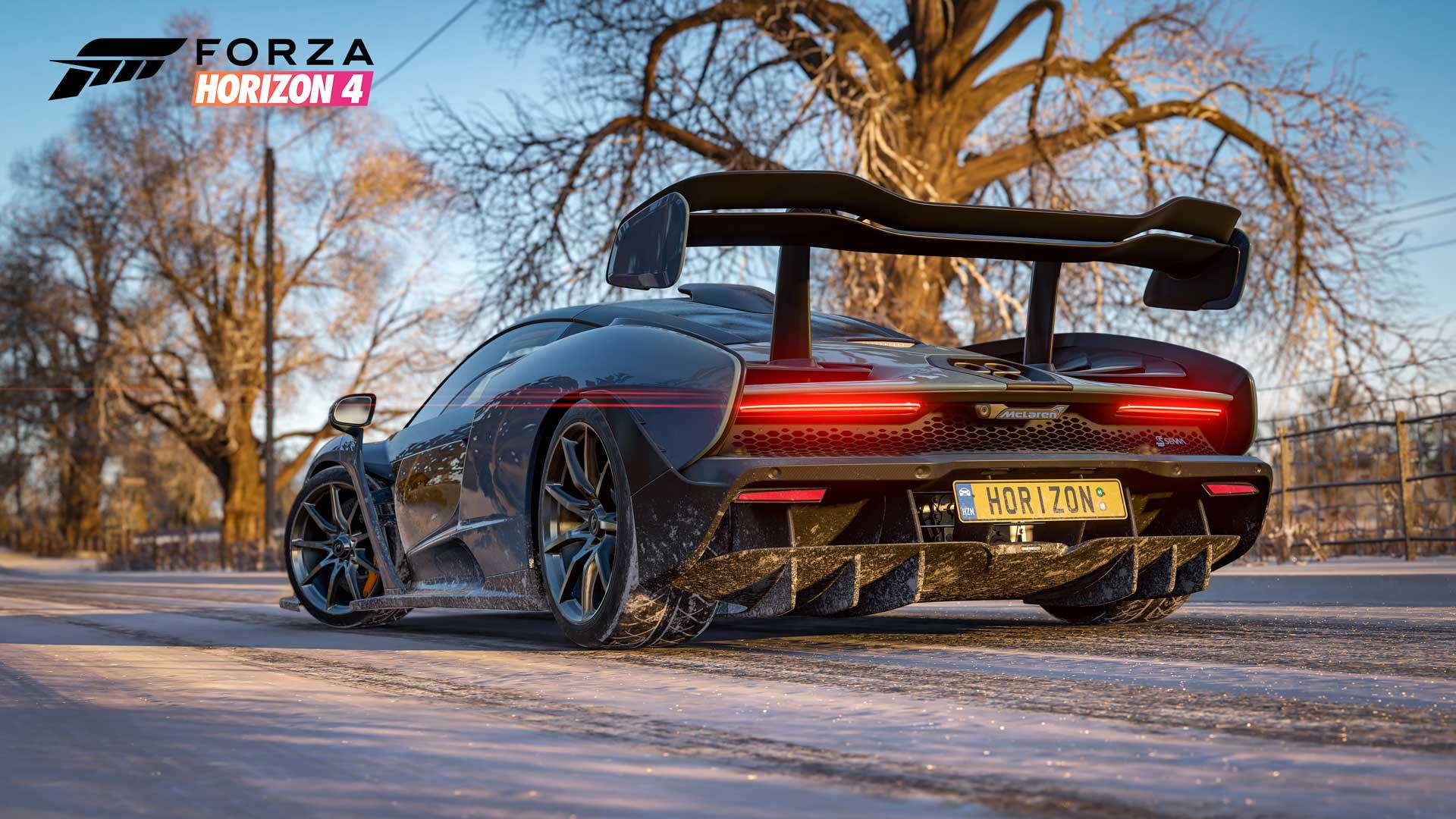 The crazy world of Forza Horizon 4