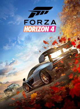 Forza Horizon 4 Key Art