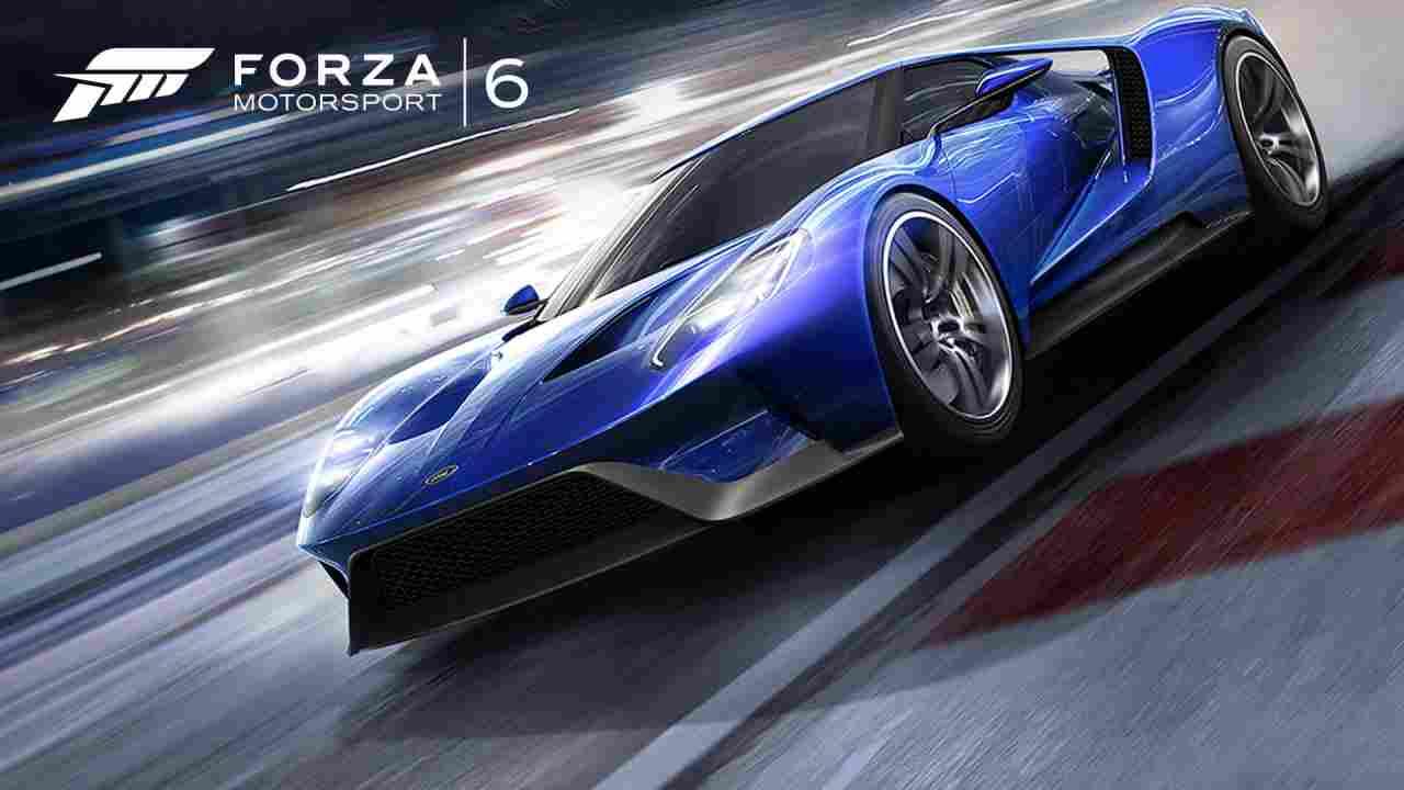 Forza Motorsport 6 Thumbnail