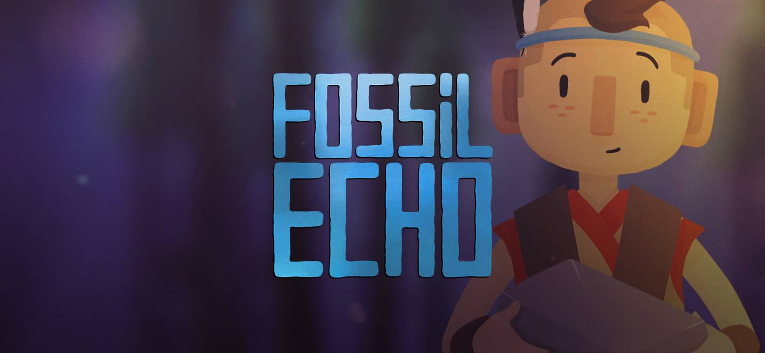 Fossil Echo Background Image