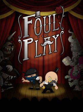 Foul Play Key Art
