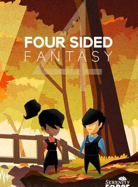 Four Sided Fantasy Key Art
