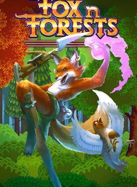 FOX n FORESTS Key Art