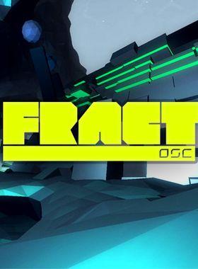 FRACT OSC Key Art