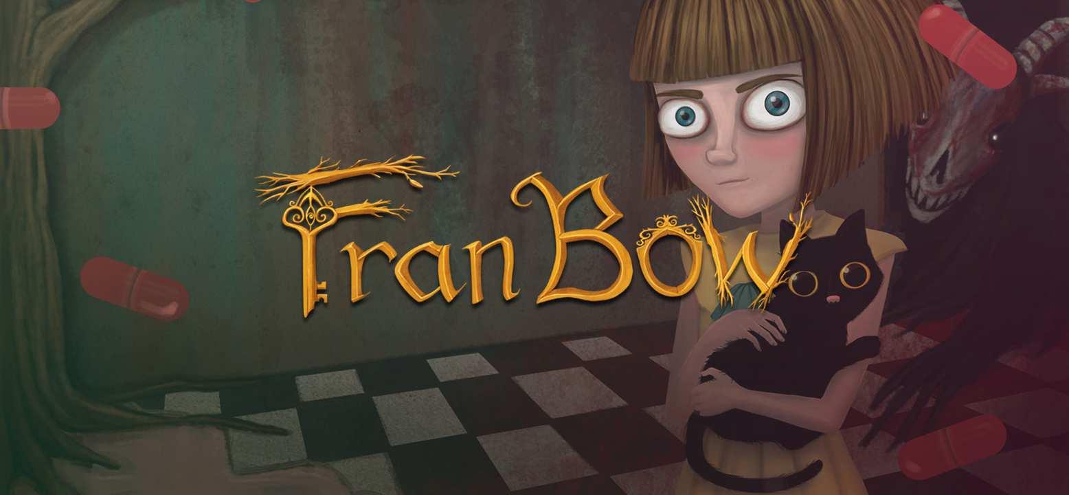 Fran Bow Background Image