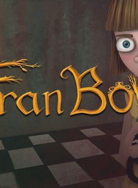 Fran Bow Key Art