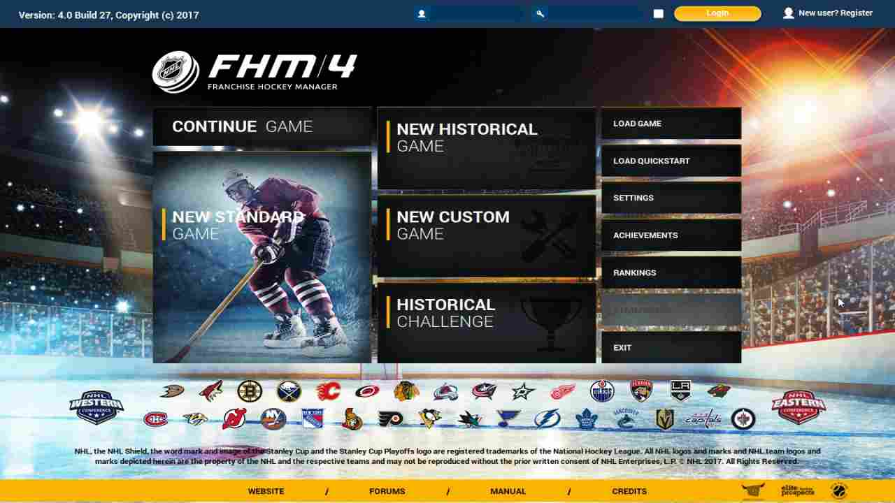 Franchise Hockey Manager 4 Thumbnail