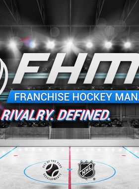 Franchise Hockey Manager 6 Key Art