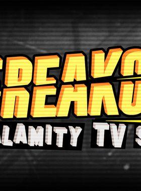 Freakout: Calamity TV Show Key Art