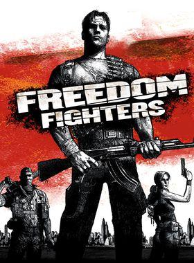 Freedom Fighters Key Art