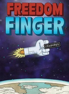 Freedom Finger Key Art