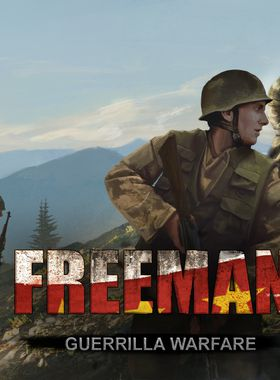 Freeman: Guerrilla Warfare Key Art