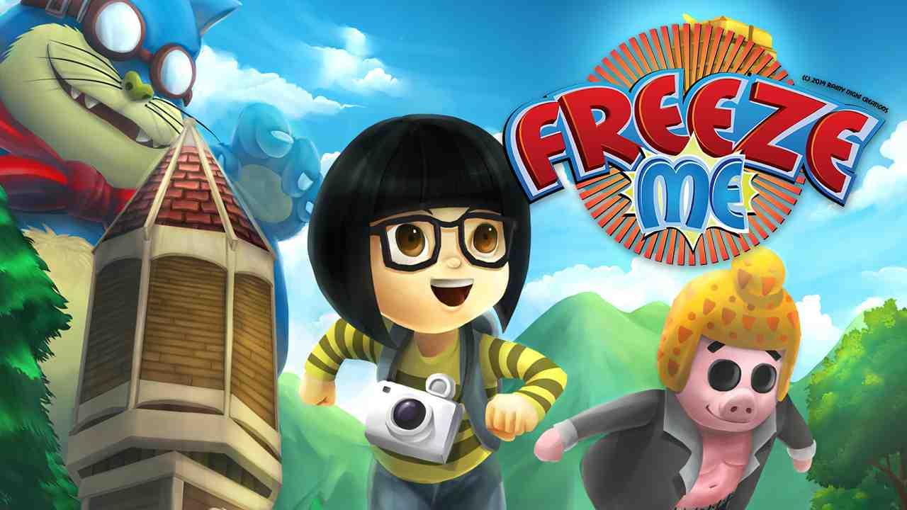 FreezeME Thumbnail