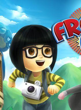 FreezeME Key Art