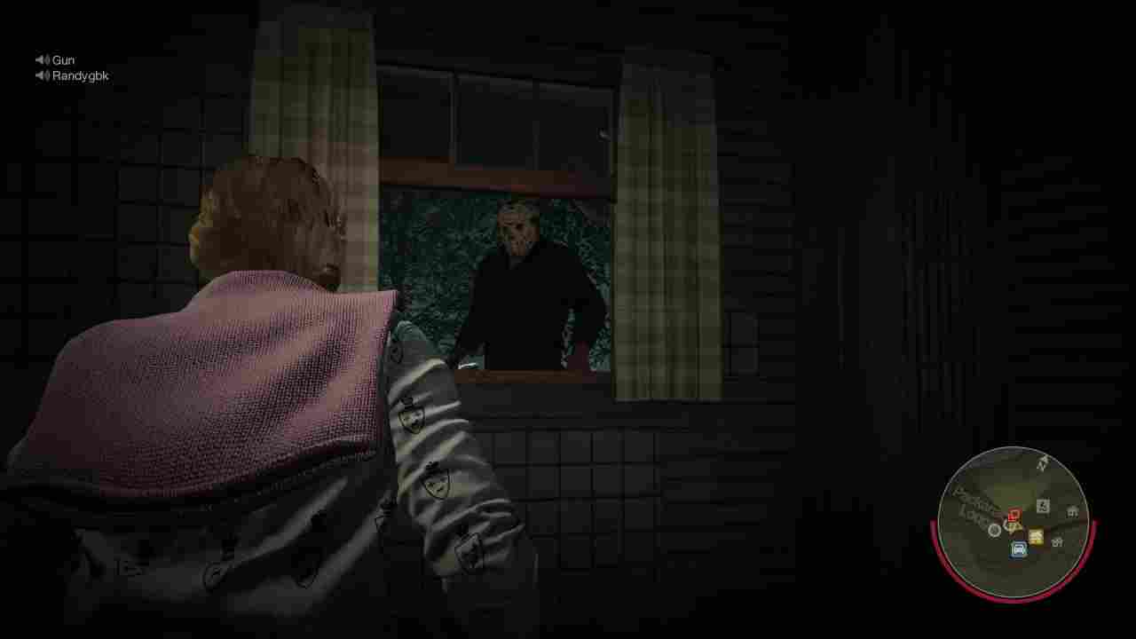 Friday the 13th: The Game Background Image