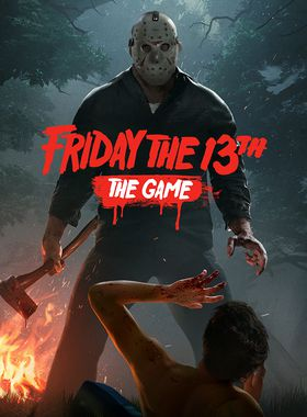 Friday the 13th: The Game Key Art