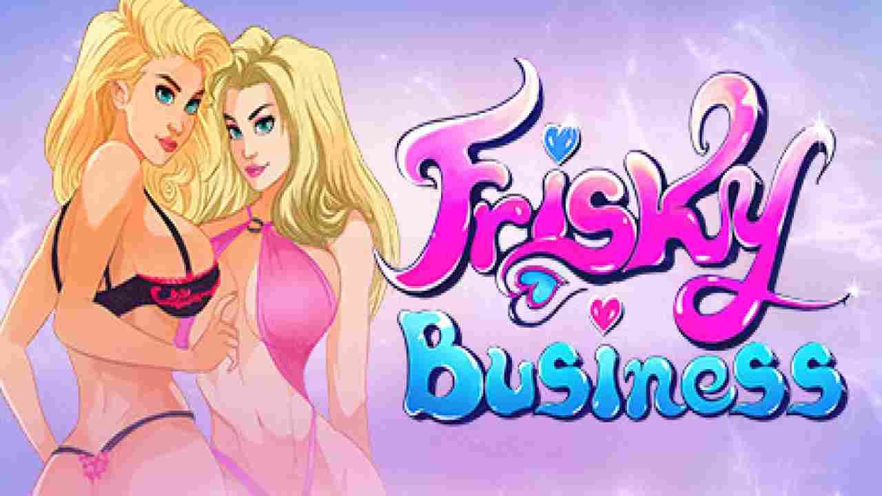 Frisky Business Background Image